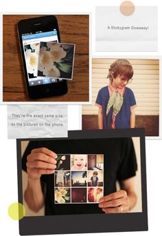 make magnets from your instagram photos with Stickygram!
