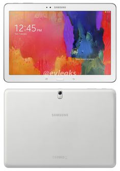 Samsung Galaxy Note Pro 12.2 Images leaked with Tab Pro 8.4 and 10.1. #SamsungGalaxyNotePro #SamsungGalaxyTabPro #CES2014