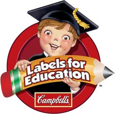 Campbell's Labels for Education program is marketing disguised as philanthropy.  Schools receive equipment in exchange for proofs of purchase from Campbell's products purchased by students and their families.  Unfortunately, many of the foods featuring these labels are of poor nutritional quality.  And families have to buy $1,400 worth of soup to get one box of colored pencils.