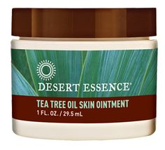 Tea Tree Oil Skin Ointment by Desert Essence @Desert Essence