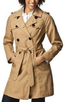 merona tranch coat under $50