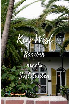 Wer die Zeit hat, sollte eine Nacht in Key West verbringen, um das pureKaribikgefühl mit Südstaatencharme zu erleben. Über die Seven Miles Bridge, den Atlantischen Ozean fahren und die Florida Keys genießen.