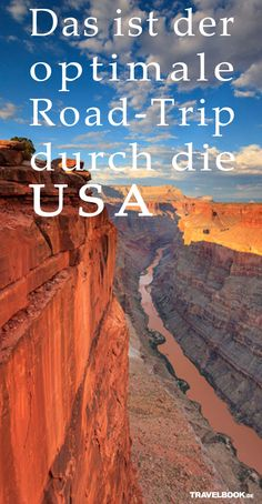 Der optimale Roadtrip durch die USA