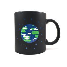 In a Nutshell Earth Mug
