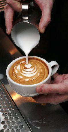 Creating a good latte design