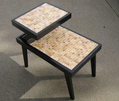 Black Scrabble Wall Tiles