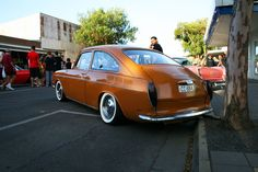 VW Fastback Type 3