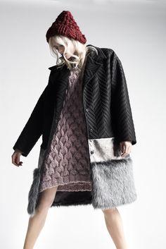 DUDZINSKA knitwear designer -