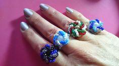 Galaxis gyűrű - színvariációk Photo And Video, Jewelry, Jewlery, Bijoux, Schmuck, Jewerly, Jewels, Jewelery, Fine Jewelry