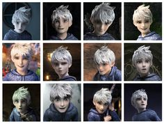 Amazing grace, how sweet the sound That saved a wretch like me #Jack_Frost #ROTG