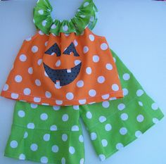 Super cute halloween outfit for girls!