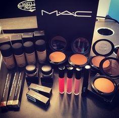 MAC Shopping Spree? I'd LOVE too!