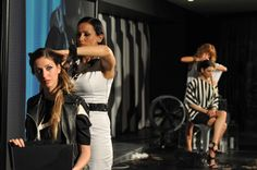 HAI®EVOLUTION – BLACK – 2013 COLLECTION - Demonstration event