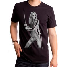 Kill Bill Mamba Attack T-Shirt - Movie T-Shirt