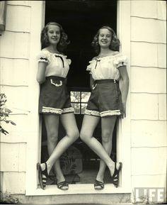 1947 (photo by Nina Leen)