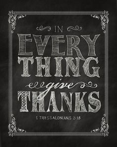 FREE printable. Pomp and Circumstance: A thankful heart. More