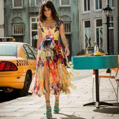 Dana Budeanu Romanian Fashion Designer Spring - Summer 2014