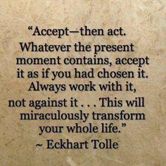 Acceptance.....