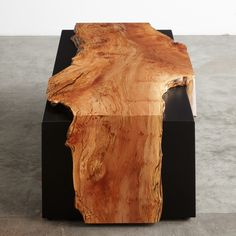 Solid Wood Salvaged And Reclaimed Raw Edge Tables Amp Tops