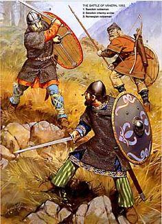 Osprey Men-at-Arms 396 - Medieval Scandinavian Armies