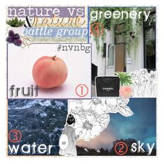 """✿ - nature vs nature battle group - audition - ✿"" by styleboy ❤ liked on Polyvore"