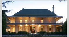 The home of Keith Urban and Nicole Kidman in Suttons Forest, Southern Highlands. Australia