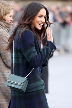 Terrific in Tartan! All About Meghan Markle's Scottish-Inspired Outfit for Her Visit to Edinburgh