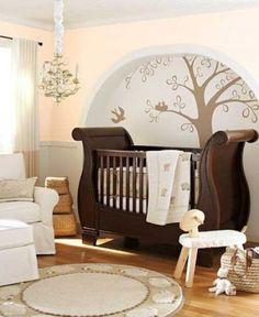 Ambientes Decorados Quartos de Bebe Masculinos e Femininos