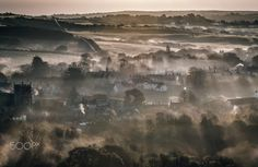 Corfe Revisited - So this morning, I made my early morning way to a little…