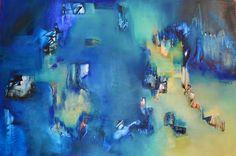Sonia Kusznir - Oleo sobre tela - 100 x 120 cm www.esencialismo.com