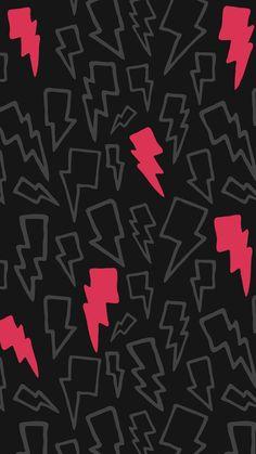 Thunder wallpaper background Source by DjessButterfly Graffiti Wallpaper Iphone, Trippy Wallpaper, Lines Wallpaper, Animal Wallpaper, Colorful Wallpaper, Black Wallpaper, Flower Wallpaper, Screen Wallpaper, Mobile Wallpaper