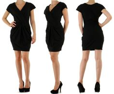 sorte kjoler fest Fest, Vintage, Black, Dresses, Fashion, Vestidos, Moda, Black People, Fashion Styles