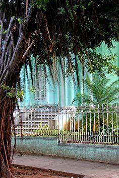 Cuba - La Havane - photos - couleurs et façades coloniales. Gérard Laurent.