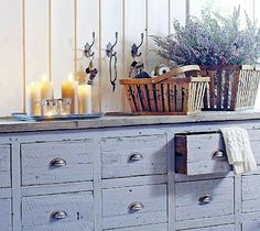 Brabourne Farm: Love .... Painted Drawers