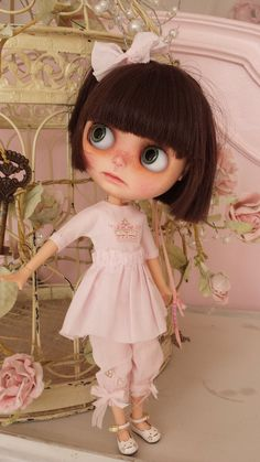 Baby Elfie pretty in pink x