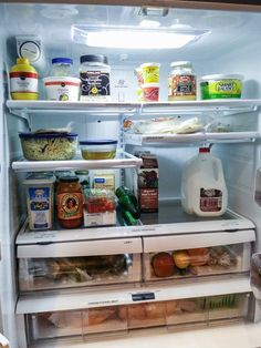 Let's Do This: Clean & Organize Your Fridge — Apartment Therapy Weekend Project
