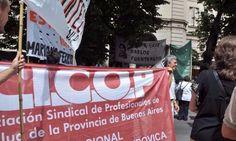 Motor Económico @motoreco_ok    Por segunda vez en el año, los médicos bonaerenses vuleven a parar hoy por demandas laborales.
