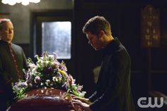 """The Originals -- """"A Closer Walk with Thee"""" -- Image Number: OR120a_0127.jpg -- Pictured: Joseph Morgan as Klaus -- Photo: Guy D'Alema/The CW -- © 2014 The CW Network, LLC. All rights reserved."""