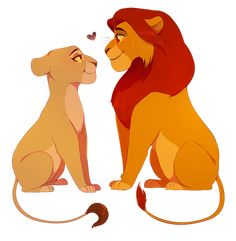 TLK: Chibi Sarabi and Mufasa by Gloriau on DeviantArt Lion King Poster, Lion King Fan Art, Lion King Simba, Simba Disney, Disney Lion King, Cute Disney Wallpaper, Cute Cartoon Wallpapers, Chibi, Arte Disney
