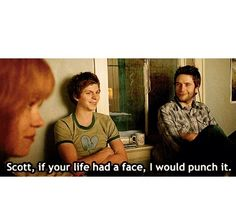 Scott Pilgrim vs The World.