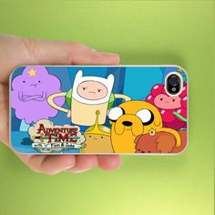 Finn And Jack Adventure Time for iPhone 4/4S by Sangunikahshop, $15.99