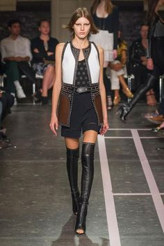 Givenchy by Ricardo Tisci - SS 2015