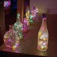 PixieWinks | Simple n' pretty faery lights…