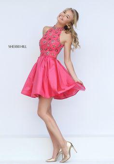 Sherri Hill Prom Dresses Style 50367 - https://blog.oncewedding.com/2016/01/03/sherri-hill-prom-dresses-style-50367/