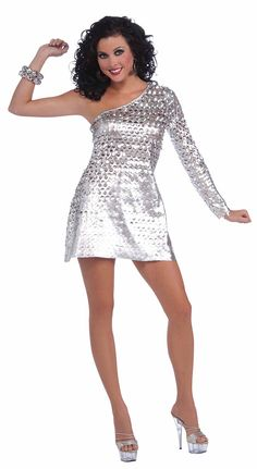 27 Best 70s Disco Fashion Images 70s Disco Fashion Glitter Sequins