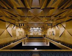 Szczecin Philharmonic Hall in Poland by Barozzi Veiga | http://www.yellowtrace.com.au/szczecin-philharmonic-hall-barozzi-veiga/