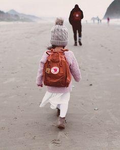 Fjällräven. Kanken. Backpack. Kids Adventure. @littledreambird