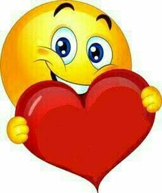 by Florynda del Sol ღ☀¨✿ ¸.ღ emoji heart Animated Smiley Faces, Funny Emoji Faces, Animated Emoticons, Funny Emoticons, Smileys, Smiley Emoji, Kiss Emoji, Images Emoji, Emoji Pictures
