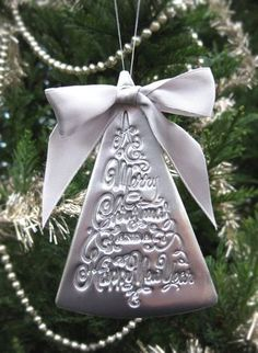 DIY Clay Ornaments - I looked at this and thought there is no way that this is DIY, but it totally is!!