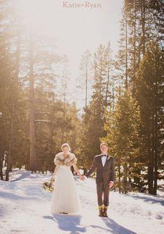 Katie + Ryan, Lake Tahoe Squaw Valley. David Newkirk Photography.